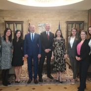 Recepția oferită de Ambasada SUA în România, dedicată prietenilor și colegilor din sistemul judiciar