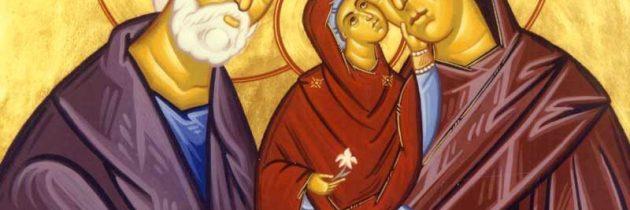 Sfinţii Părinţi Ioachim şi Ana  – 9 septembrie