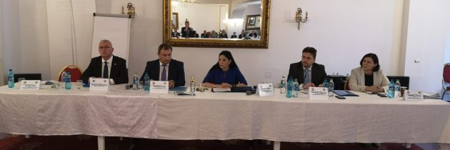 Ministrul Ana Birchall la întâlnirea cu directorii de penitenciare: Aveți în Ministerul Justiției un adevărat partener și beneficiați de întregul suport instituțional, pentru a duce la îndeplinire misiunea de reprezentanți ai autorității de stat