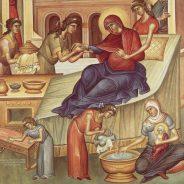 8 septembrie – Nașterea Maicii Domnului