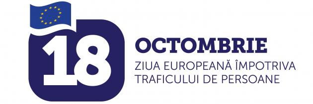18 octombrie – Ziua europeană împotriva traficului de persoane