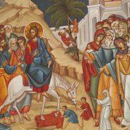 12 aprilie – Duminica sfântă a Floriilor