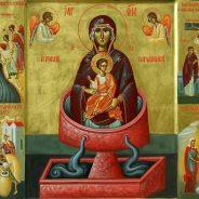 Izvorul Tămăduirii – sărbătoarea sfinţirii naturii de harul Învierii