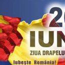 La multi ani de Ziua Drapelului Național!