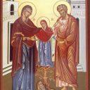 9 septembrie – Sfinţii Părinţi Ioachim şi Ana