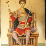 26 octombrie – Sfântul Mare Mucenic Dimitrie Izvorâtorul de Mir